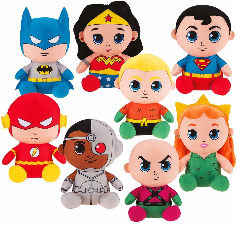 20cm Cute Disney Original Marvel Assortment Cartoon Plush Toys Plushie