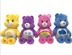 Lovely Care Bears Plush Toys Cute Stuffed Animals 25cm