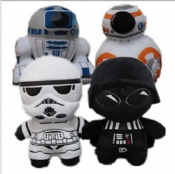 Original Disney Star Wars Cartoon Stuffed Plush Toys 20cm / 30cm
