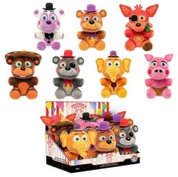 Original Five Nights at Freddy's Pizza Simulator Cartoon Plush Toys 20cm