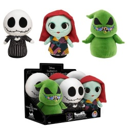 20cm Super Cute Disney Nightmare Before Christmas Jack Cartoon Plush Toys Plushie