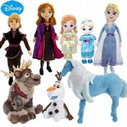 18inch Original Disney Frozen 2 Stuffed Plush Toys