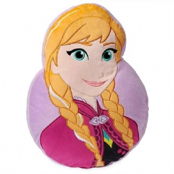 Original Disney Anna and Belle Head Pillows 16inch