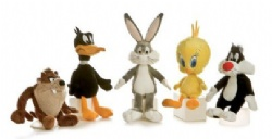 Original Looney Tunes Family Cartoon Plush Toys Cute Stuffed Animals